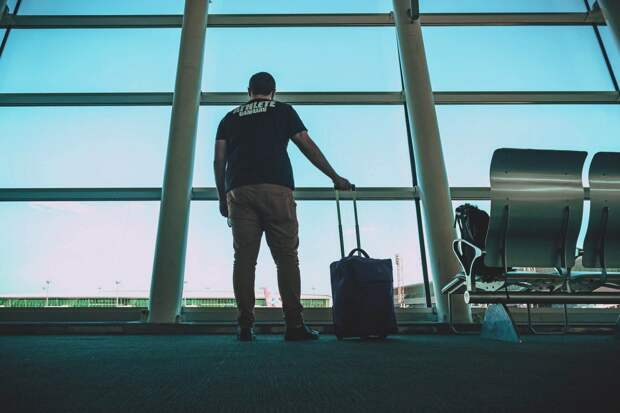 Дебошир в аэропорту Ижевска прикрывался именем замминистра Минпромторга