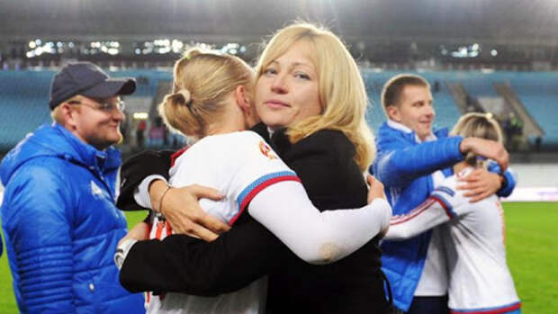 Сборная России обыграла Словению и упрочила позицию в отборе на женский Евро-2021