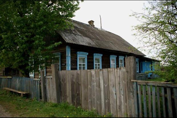 Дом, который построил дед