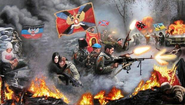 Защитники Донбасса: Мы – русские и хотим воссоединения с Россией