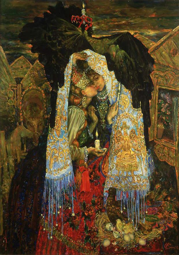 Славянский мир Олега Гуренкова