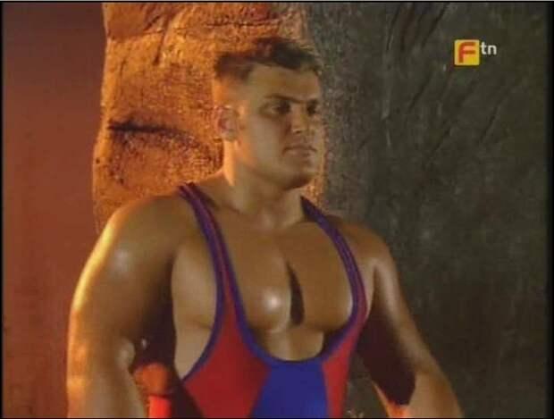 Шоу Гладиаторов середины 90-х
