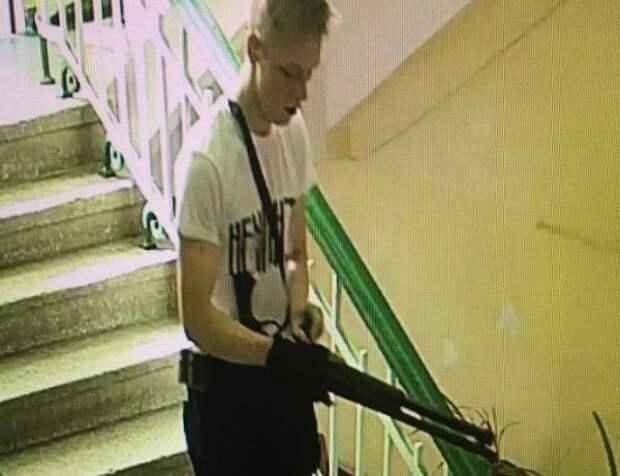 Стало известно, где керченский стрелок взял деньги на оружие