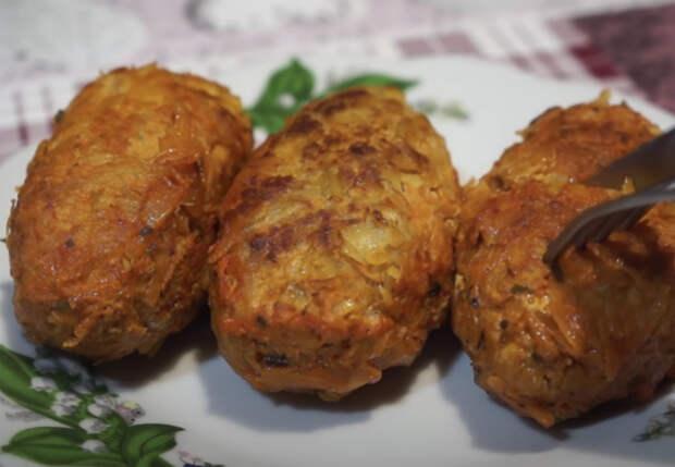 Две картошки, морковь и фарш: вкусный ужин готов за 20 минут