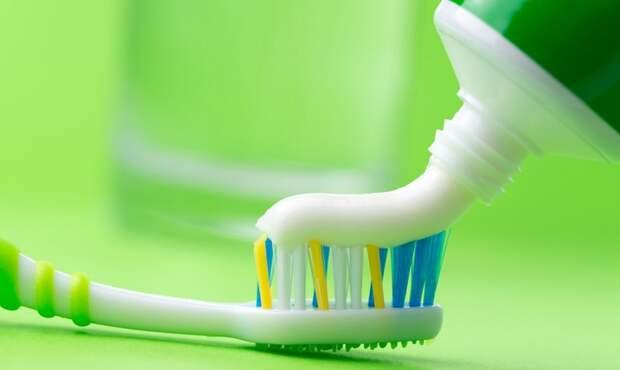 Необычное использование зубной пасты
