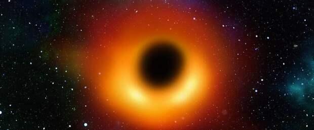 Физики открыли, что черные дыры обладают давлением