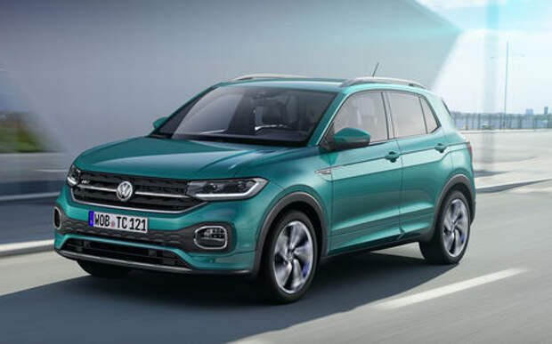 Volkswagen T-Cross: маленький, да удаленький