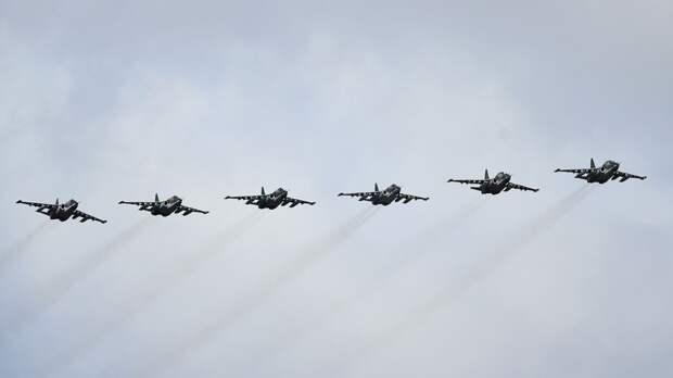 Более 50 самолётов ЮВО перебазированы в Астраханскую область и Крым