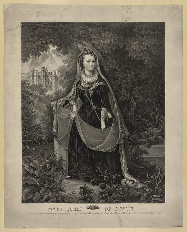 Проклятые королевы. Мария Стюарт