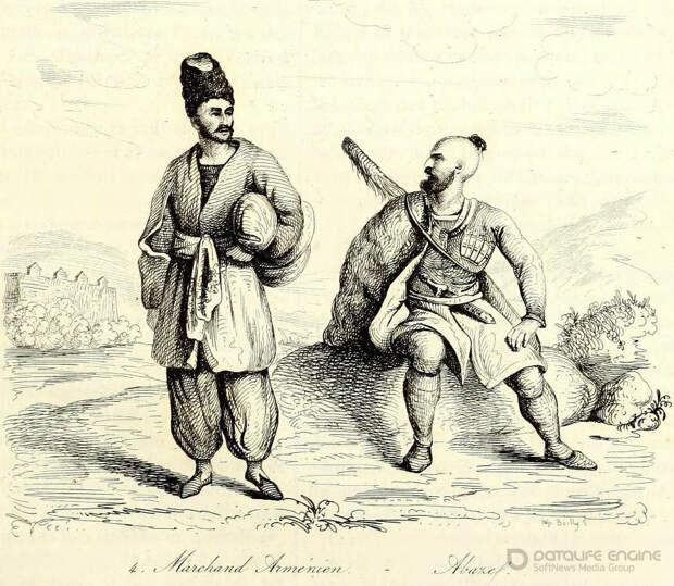 41. Армяне Геленджика: свидетельства письменных источников