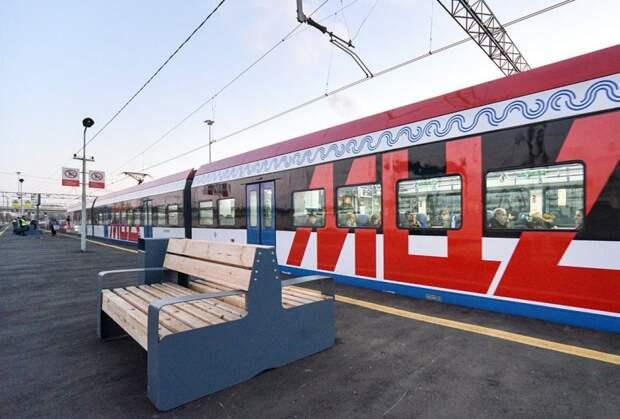 Сезонные ремонтные работы пройдут на платформе Стрешнево Фото: mos.ru