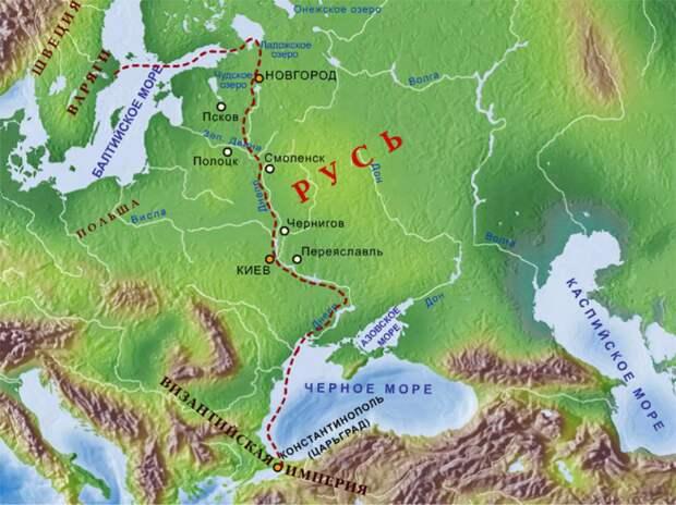 Великий северный пушной путь