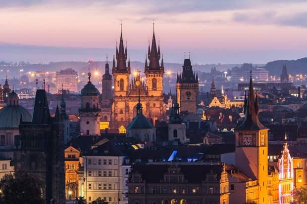 Власти Чехии разошлись во мнениях о причинах взрывов во Врбетице