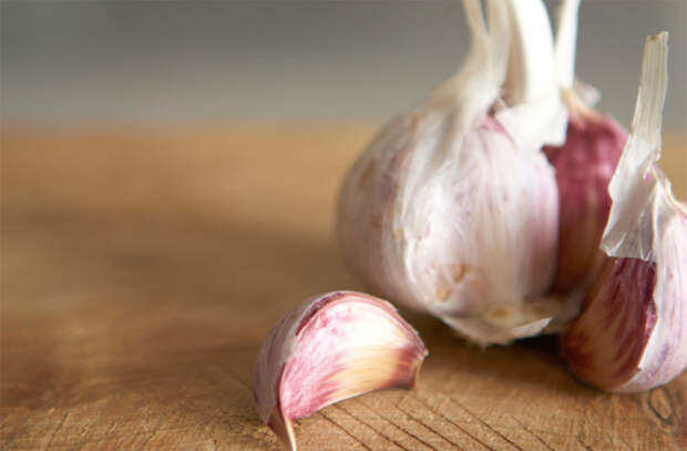 Налегаем на чеснок: осенняя добавка в меню