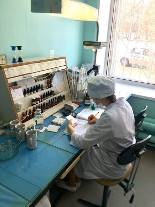 Удмуртия запустила собственное производство антисептика для рук