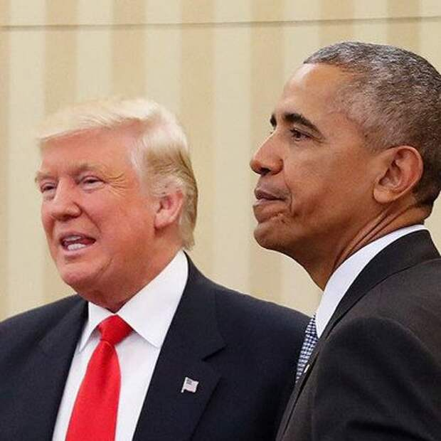 Трамп заявил, что Обама получил Нобелевскую премию мира незаслуженно