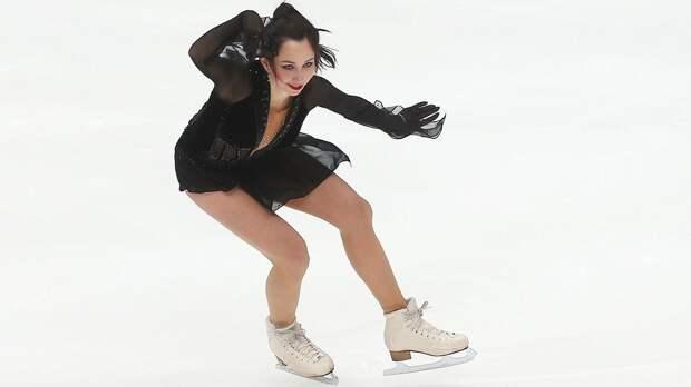 Чемпионский прокат Туктамышевой на Гран-при России: видео