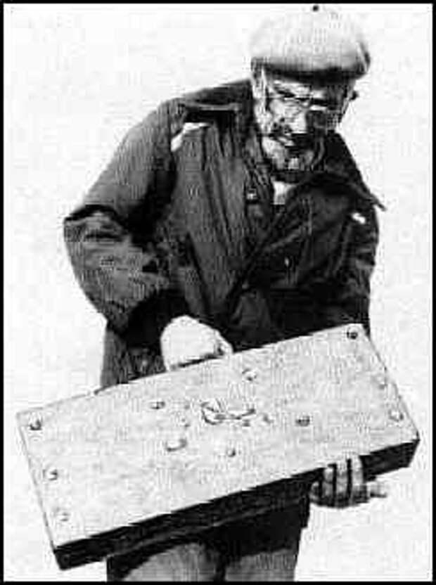 Антигравитационная платформа Гребенникова