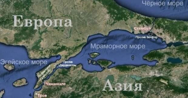 Разведопрос: Борис Юлин про мечтание о Босфоре