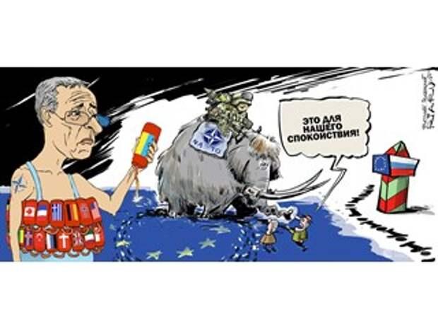 НАТО врёт, что не давало Москве гарантий не идти на Восток и тому есть доказательства