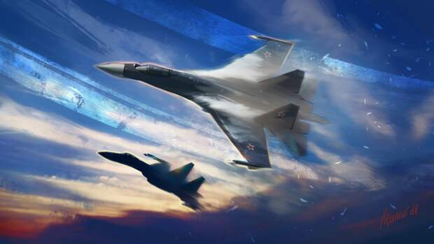 Россия получила новые иностранные заказы на истребители Су-35