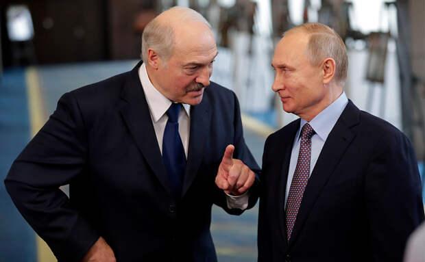 В ситуации с признанием Крыма у Лукашенко не осталось больше выбора