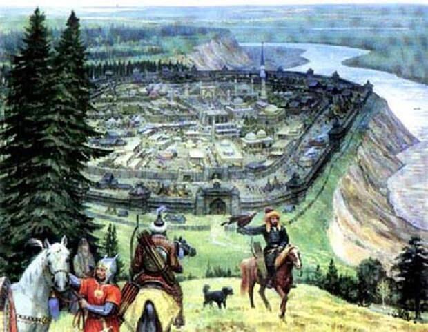 История сибирских ханств