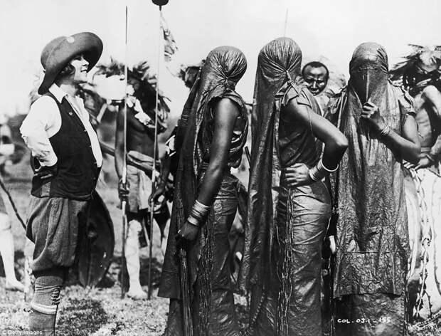 Кения, 1925 история, мгновения жизни, фотография