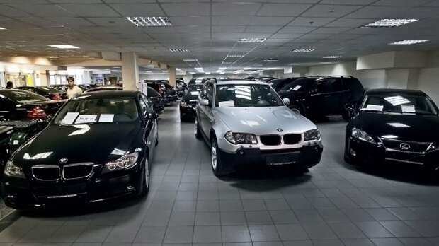 В России начали расти цены на автомобили с пробегом
