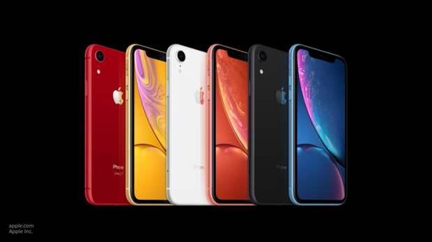 В России стартуют продажи бюджетного iPhone XR