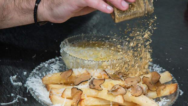 Нью-Йоркский ресторан предложил посетителям картошку фри за $200