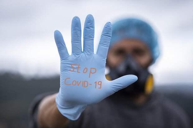 В Санкт-Петербурге занято 90% коечного фонда для зараженных коронавирусом