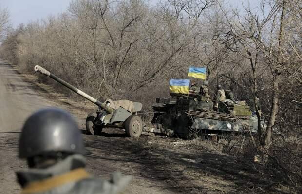 Каратели дважды нарушили режим тишины на Донбассе