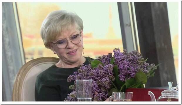 Поклонники сравнили 82-летнюю Алису Фрейндлих с Софи Лорен