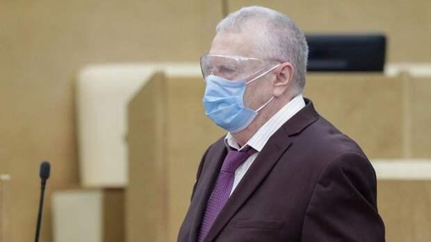 Жириновский: «Нужно срочно закрыть авиасообщение с Турцией»