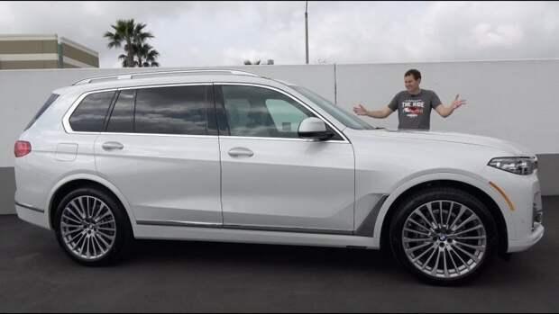 BMW X7: пацан к успеху шел, казалось бы, что могло пойти не так?