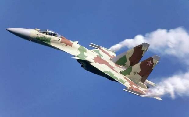 В рейтинге наиболее опасных истребителей Ближнего Востока на первом месте оказался Су-35