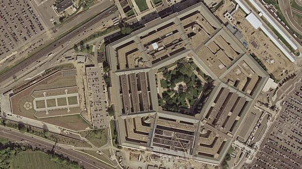 Пентагон признал подлинным видео с НЛО над эсминцем ВМС США