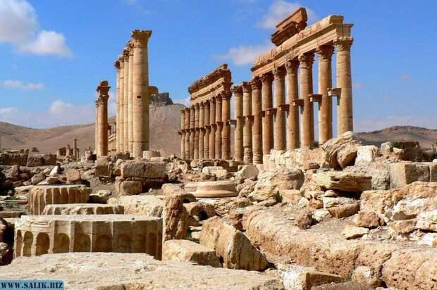 Об уничтожении артефактов ведической цивилизации