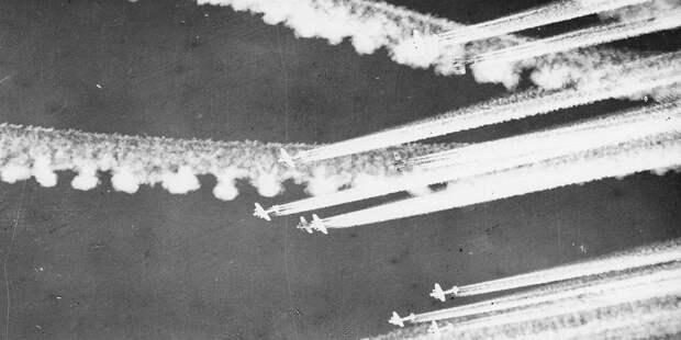 Ад надГерманией: самый огромный провал летающих крепостей