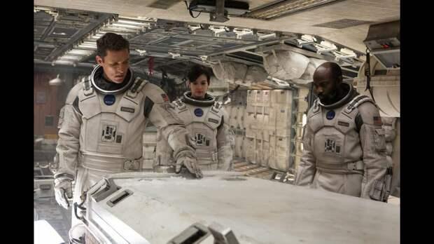 Лучший фильм про космос