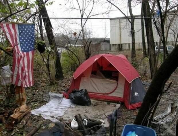 Почему в «богатой» Америке царит такая нищета, которую в «нищей» России давно уже искоренили?