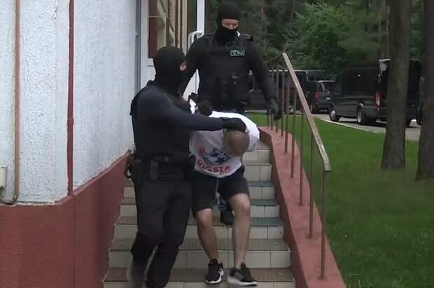 Новые задержания в Белоруссии