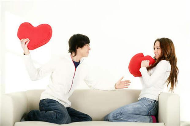 Любовные войны: тактика и стратегия