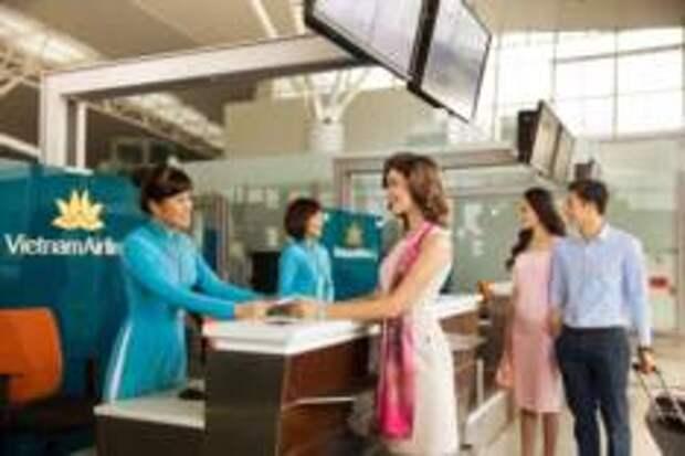 Цифровые карты аэропортов мира теперь доступны в мобильном приложении Vietnam Airlines