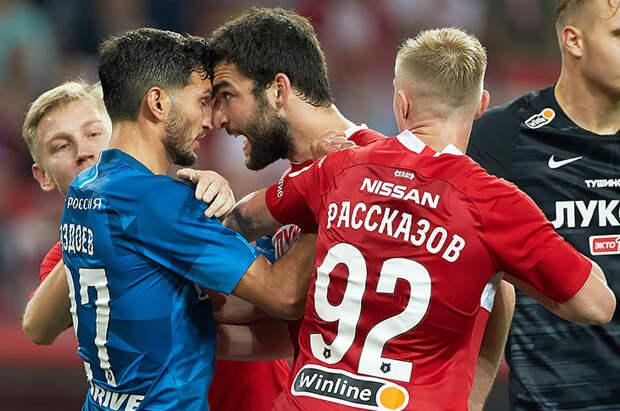 Победителя в противостоянии «Спартака» с «Зенитом» определит настрой футболистов и командный дух