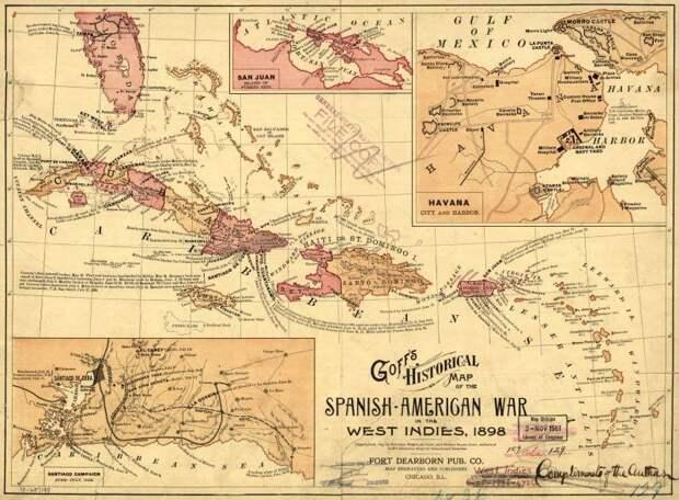 Команданте под опекой каудильо. Острову Свободы помогали и СССР, и франкистская Испания