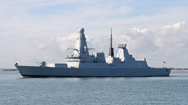 Баранец: гуманность ВМФ России спасла британский эсминец от затопления в Черном море