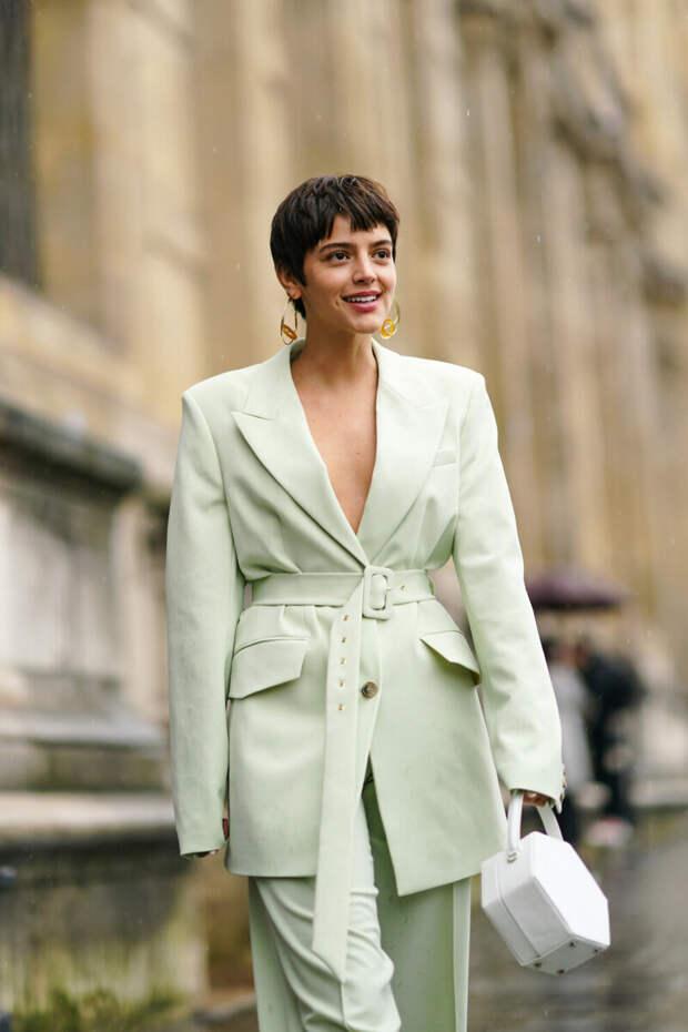 Модные пастельные оттенки весна 2021: Как и с чем носить