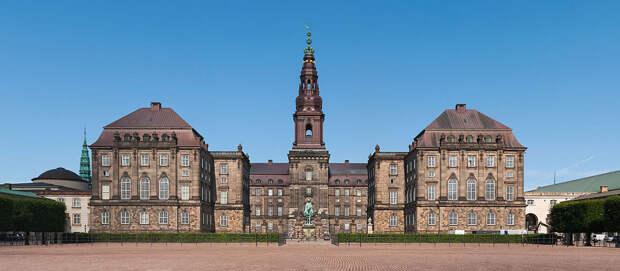 Дворец Кристиансборг